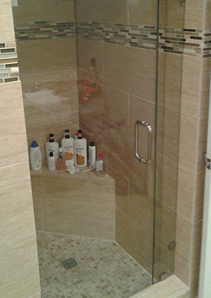 Over the years, we have had the pleasure of working with thousands of residential and business customers assisting them with everything from shower and tub enclosures to commercial entry doors.